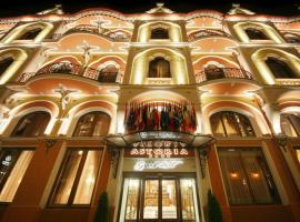 Astoria Grand Hotel Oradea Romania