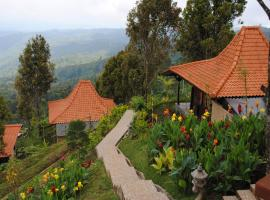 The Kasan Green Hill Villas Munduk Indonezia