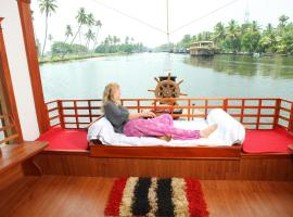 Luxury Houseboat by Nova Holidays Alleppey India