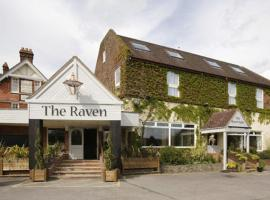 Raven Hotel Hook United Kingdom