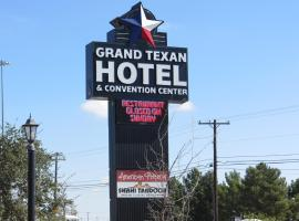 Grand Texan Hotel and Convention Center Midland USA