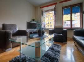 Apartament Central Wrocław Poland