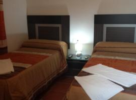 Hotel photo: Pension Gran Plaza