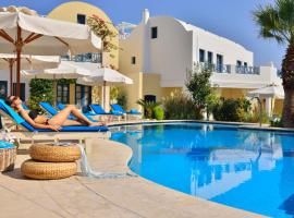 Tamarix Del Mar Suites Kamari Greece