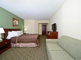 A picture of the hotel: Howard Johnson Newark