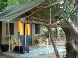 Hotel photo: Mahoora Tented Safari Camp - Bundala