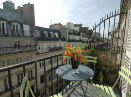 Opéra Appartement Privé - Paris City Centre Paris France