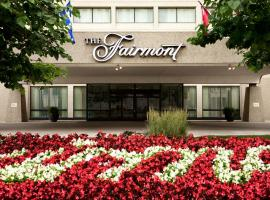 Hotel photo: The Fairmont Winnipeg
