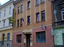 Hotel near Ústí nad Labem: Pension Duel