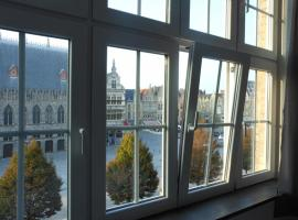 Hotel Photo: Holiday Home Ieper Market Square