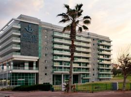 West Boutique Hotel Ashdod أسدود إسرائيل