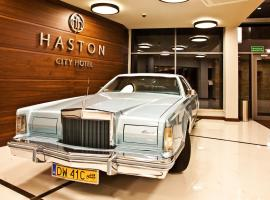 Haston City Hotel Wrocław Poland