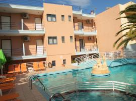 Emilia Hotel Apartments Réthymno Town Greece