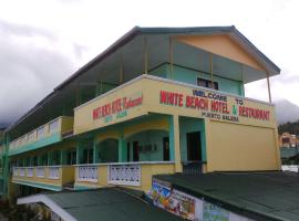 White Beach Hotel Bar & Restaurant Puerto Galera Philippines