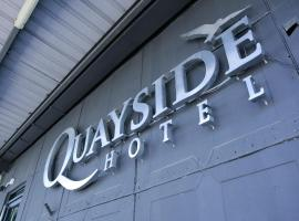A picture of the hotel: Quayside Hotel