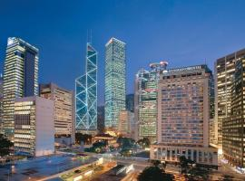Hotel Photo: Mandarin Oriental Hong Kong