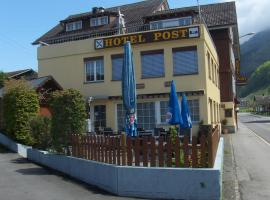Hotel Post Emmetten Switzerland