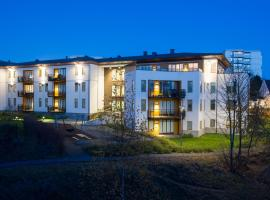 Hotel near Kjevik airport : Lund Park Apartments