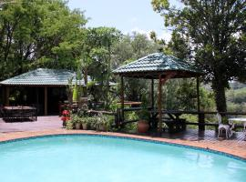 Hotel Photo: The Sabie Town House Guest Lodge