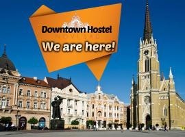 Downtown Hostel Novi Sad Novi Sad Serbia