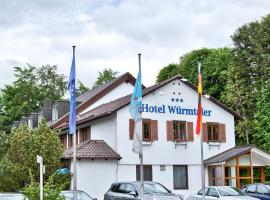 Hotel near Alemania