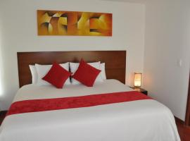 Hotel photo: Apartasuites Plaza Modelia