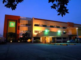 Hotel near Mansilingan: Grand Regal Hotel Bacolod