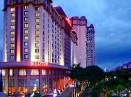 Redtop Hotel & Convention Center Jakarta Indonesia