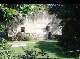 Hotel photo: El Viejo Danes Hostal Antigua Guatemala