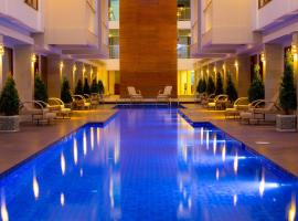 The Sun Hotel & Spa Legian Legian Indonesia