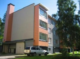 Hotel photo: Studio Apartment Tampere