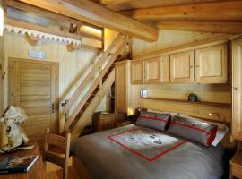 Le Camere dell'Hostellerie Cogne Italy
