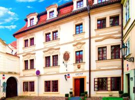 Hotel Waldstein Prague Czech Republic