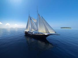 Dream Voyager Yacht Male City Maldives