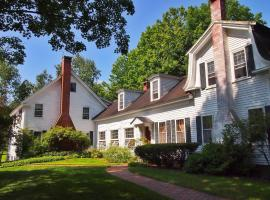 A picture of the hotel: Admiral Peary Inn Bed & Breakfast