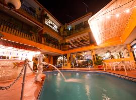 Hotel near  Toussaint Louverture Intl  airport:  Ideal Villa Hotel