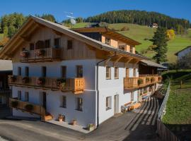Appartments Jagerhof Braies (Prags) Italy