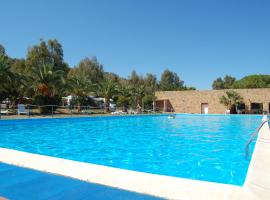 Camping Costa Ponente Cefalù イタリア