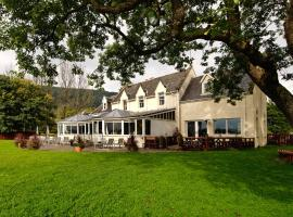 Hotel Photo: The Lake Of Menteith Hotel