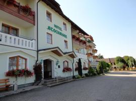 Hotel photo: Komfort-Hotel Stockinger