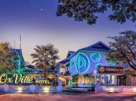 Oxville Hotel Padang Indonesië