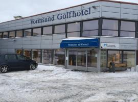 Hotel photo: Vormsund Golf Hotell