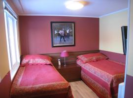 Hotel Photo: Cottages Road 66