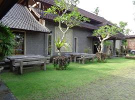 Klub Kokos Bungalows Ubud Indonesia