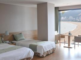Songjung Hotel Busan South Korea