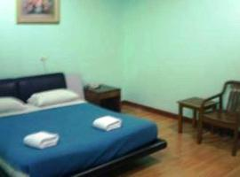Hotel near Don Muang Intl airport : Max-One House