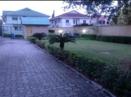 Lyncorp Apartment Ogombo Nigeria