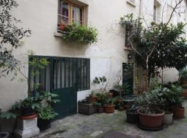 Studio Apartment Bastille Paris France