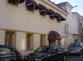 Hotel near Spain: Hostal Emilio Barajas