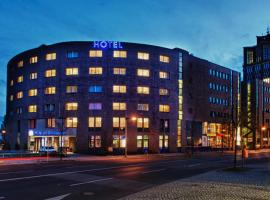 Hotel near  Tegel  airport:  Best Western Hotel am Borsigturm